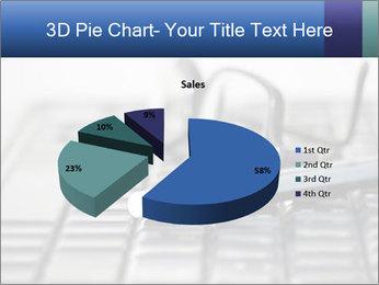 Laptop keyboard PowerPoint Templates - Slide 35