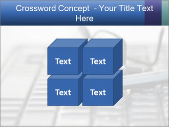 Laptop keyboard PowerPoint Templates - Slide 39