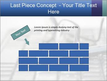 Laptop keyboard PowerPoint Template - Slide 46