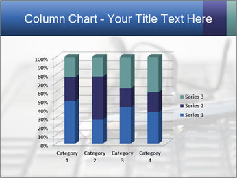 Laptop keyboard PowerPoint Template - Slide 50
