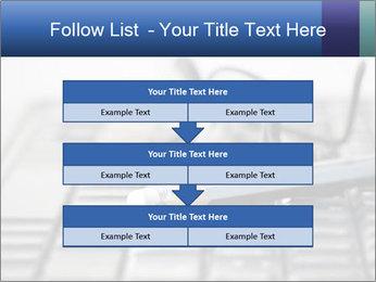 Laptop keyboard PowerPoint Template - Slide 60