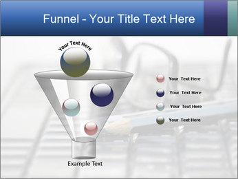 Laptop keyboard PowerPoint Template - Slide 63