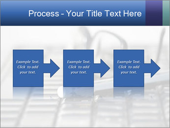 Laptop keyboard PowerPoint Templates - Slide 88