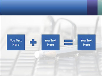 Laptop keyboard PowerPoint Templates - Slide 95