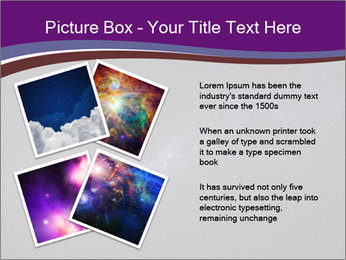 The Milky Way in the night sky PowerPoint Template - Slide 23