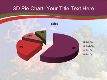 Corals PowerPoint Template - Slide 35