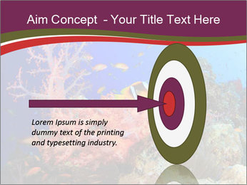 Corals PowerPoint Template - Slide 83