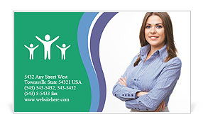 0000087994 Business Card Template