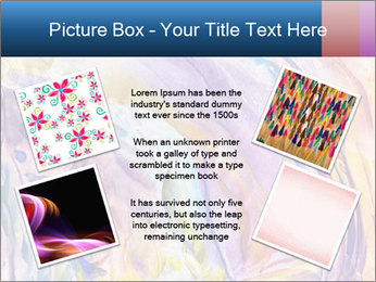 Abstract PowerPoint Template - Slide 24