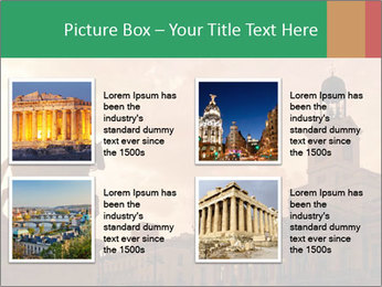 Equestrian statue PowerPoint Template - Slide 14