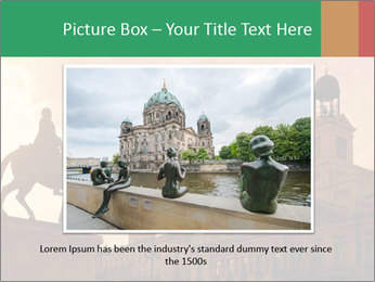 Equestrian statue PowerPoint Template - Slide 16