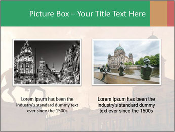 Equestrian statue PowerPoint Template - Slide 18