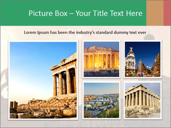 Equestrian statue PowerPoint Template - Slide 19