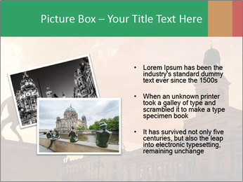 Equestrian statue PowerPoint Template - Slide 20