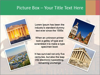 Equestrian statue PowerPoint Template - Slide 24