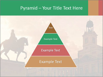Equestrian statue PowerPoint Template - Slide 30