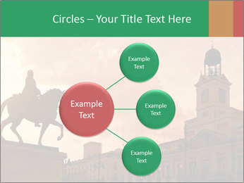 Equestrian statue PowerPoint Template - Slide 79
