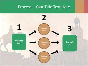Equestrian statue PowerPoint Templates - Slide 92