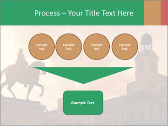 Equestrian statue PowerPoint Template - Slide 93