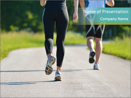 Health and fitness PowerPoint Templates