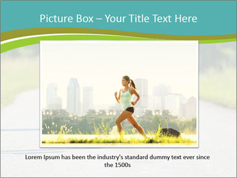 Health and fitness PowerPoint Template - Slide 15