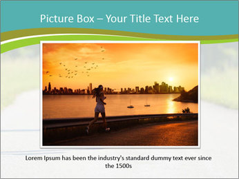 Health and fitness PowerPoint Template - Slide 16