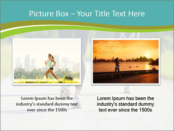 Health and fitness PowerPoint Template - Slide 18