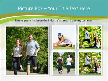 Health and fitness PowerPoint Template - Slide 19