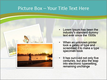Health and fitness PowerPoint Template - Slide 20