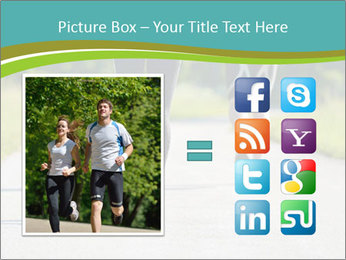 Health and fitness PowerPoint Template - Slide 21