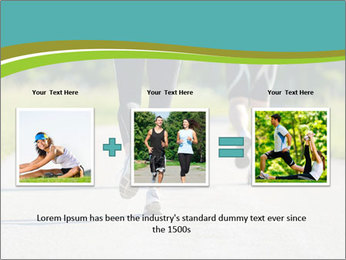 Health and fitness PowerPoint Template - Slide 22