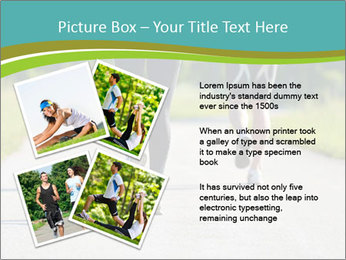Health and fitness PowerPoint Template - Slide 23