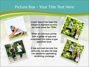 Health and fitness PowerPoint Template - Slide 24