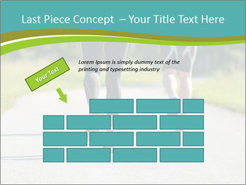 Health and fitness PowerPoint Template - Slide 46
