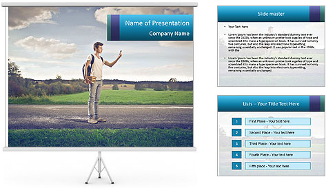 0000088005 PowerPoint Template