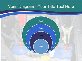 Dead battery clamped PowerPoint Template - Slide 34