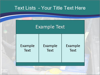 Dead battery clamped PowerPoint Template - Slide 59