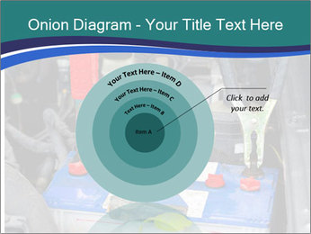 Dead battery clamped PowerPoint Template - Slide 61