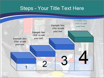 Dead battery clamped PowerPoint Template - Slide 64