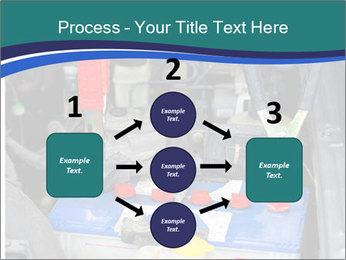 Dead battery clamped PowerPoint Template - Slide 92