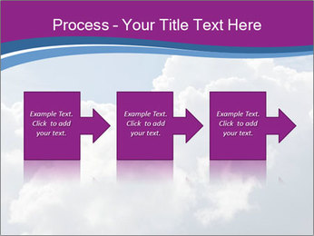 Dramatic sky PowerPoint Template - Slide 88
