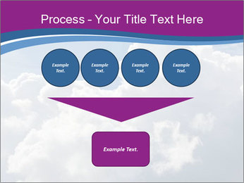 Dramatic sky PowerPoint Template - Slide 93