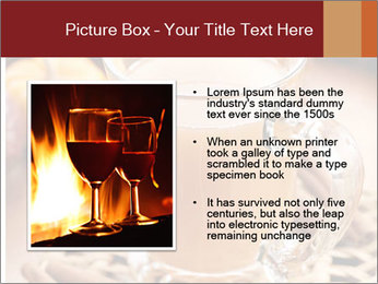 Glass of apple cider PowerPoint Template - Slide 13