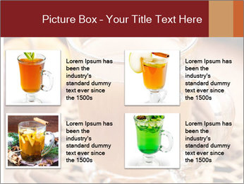 Glass of apple cider PowerPoint Template - Slide 14