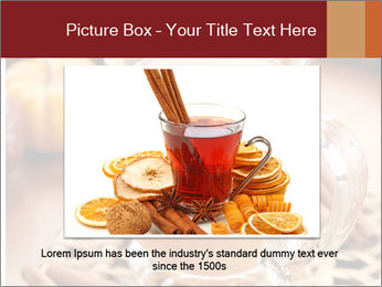 Glass of apple cider PowerPoint Template - Slide 15