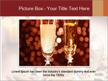 Glass of apple cider PowerPoint Template - Slide 16