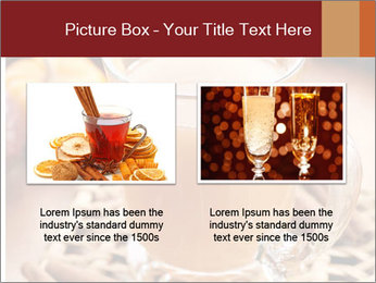 Glass of apple cider PowerPoint Template - Slide 18
