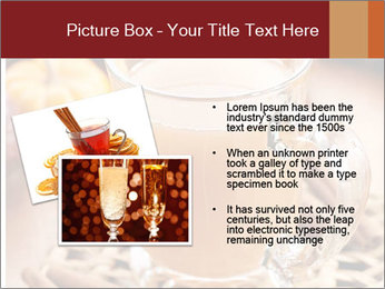 Glass of apple cider PowerPoint Template - Slide 20