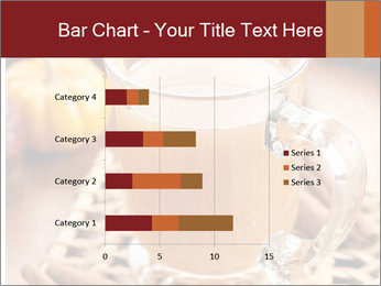 Glass of apple cider PowerPoint Template - Slide 52