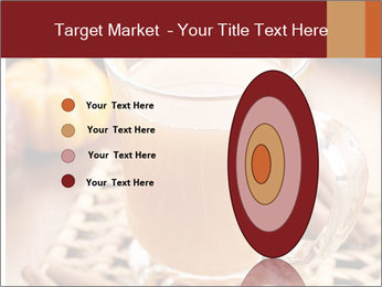 Glass of apple cider PowerPoint Template - Slide 84